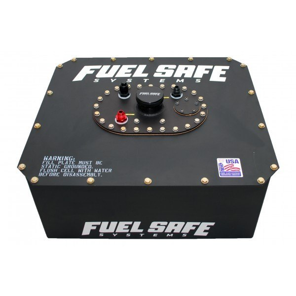FuelSafe Zbiornik Paliwa 30L z obudową stalową - GRUBYGARAGE - Sklep Tuningowy